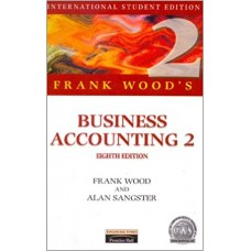 Business accounting 2 by Frank Wood