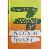 History of Political Theory by George H. Sabine