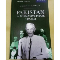 Pakistan The Formative Phase 1857 - 1948