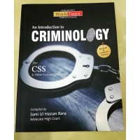 An Introduction to Criminology JWT