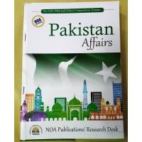 Pakistan Affairs By NOA