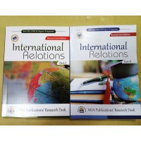 International Relations Part 1 & 2 NOA
