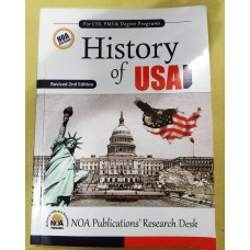 History of USA NOA by Farhan Ali & Adnan Badar