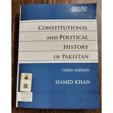 Constitutional & Political History of Pakistan Hamid Khan