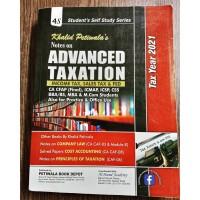 Advance Taxation by Khalid Petiwala