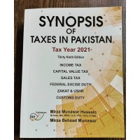 Synopsis of Taxes in Pakistan 2021