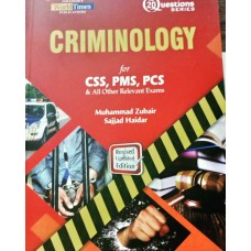 Top 20 Questions Series: Criminology by JWT