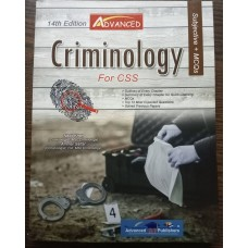 Criminology by Advanced
