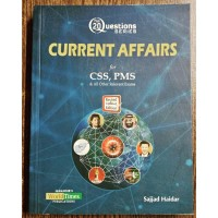Top 20 Questions Series: Current Affairs By JWT