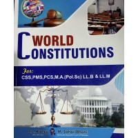 World Constitutions by S. L. Kaeley