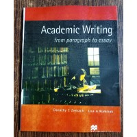 Academic Writing from Paragraph to Essay McMillan