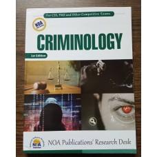 Criminology by NOA