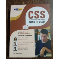 CSS Compulsory Subjects Solved Subjective (2016-2021) JWT