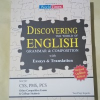 Discovering the World of English Grammar & Composition JWT