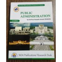 Public Administration NOA