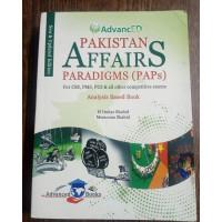 Pakistan Affair Paradigm (PAPs) Imtiaz Shahid