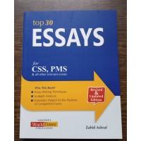 Top 30 Essays  JWT