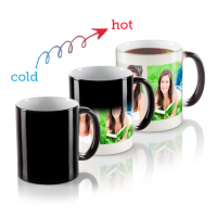 Magic Mug Color change when hot