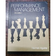 Performance Management Herman Aguinis