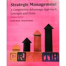 Strategic Management Fred R. David
