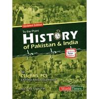 History of Pakistan & India (CSS/PMS) By Mian Azmat Farooq JWT
