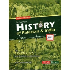 History of Pakistan & India (CSS/PMS) By Mian Azmat Farooq JWT