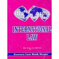International Law by H. O. Agarwal