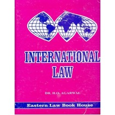 International Law by H. O. Agarwal