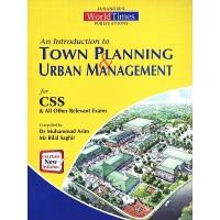Town Planning & Urban Management JWT