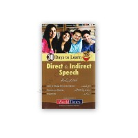 30 Days To Learn DIRECT & INDIRECT SPEECH – Jahangir World Times