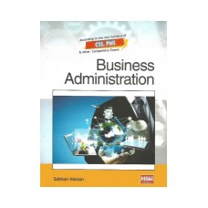 Business Administration (CSS, PMS) by Salman Hassan
