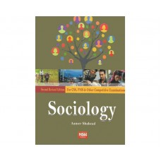 CSS Sociology by Iqbal Kharal