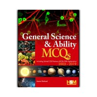 General Science And Ability MCQs by Aamer shahzad