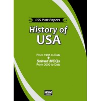 History Of USA CSS Past Papers