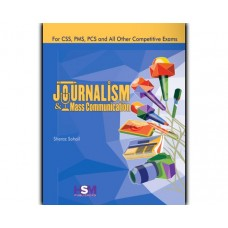 JOURNALISM & Mass Communications by Sheraz Sohail