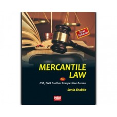 Mercantile Law for CSS by Sonia Shabbir
