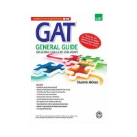 Ilmi GAT General Guide by Shamim Akhter
