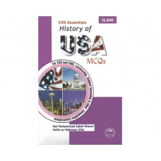 CSS Essential History of USA MCQs by Iqbal Kharal
