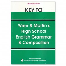 Key To Wren and Martin's High School English Grammar and Composition (original)