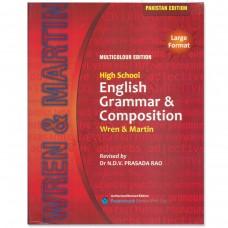 Wren & Martins High School English Grammar & Composition