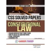 Constitutional Law CSS Solved Papers