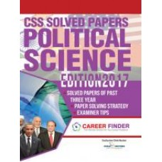 CSS - Past Solved Papers Political Science
