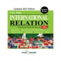 International Relation ( CSS, PMS) 2017 Edition