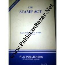 The Stamp Act by Raja Said Akbar Khan