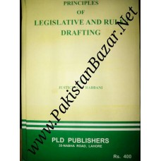 Principles of Legislative and Rules Drafting