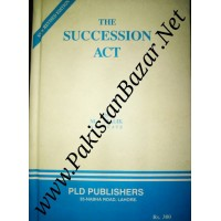 The Succession Act by M. I Malik
