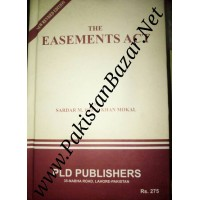 The Easements Act by Sardar M. Iqbal khan Mokal
