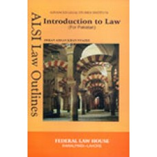 Introduction to Law by I.A Khan Nyazee