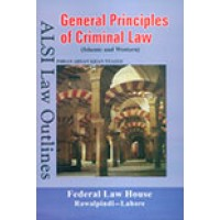 General Principles of Criminal Law by I.A Khan Nyazee