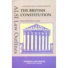 The British Constitution by I.A Khan Nyazee